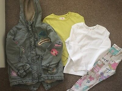 Girls Next 4-5 Sweet Pea Bundle New Without Tags
