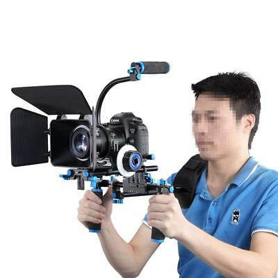 DSLR Rig Set Movie Kit Film Making System for All DSLR Camera & Video Camcorders