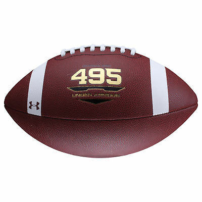 Under Armour 495 Composite Football Official Size