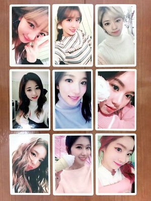 TWICE – TWICEcoaster : Lane 2 (Version A) Pre-Order Benefit Photocard Full Set