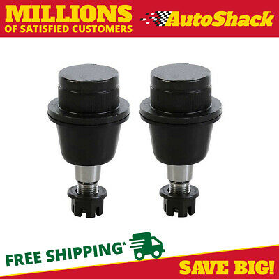New Front Pair of (2) Lower Ball Joints Package fits Cadillac Chevrolet GMC