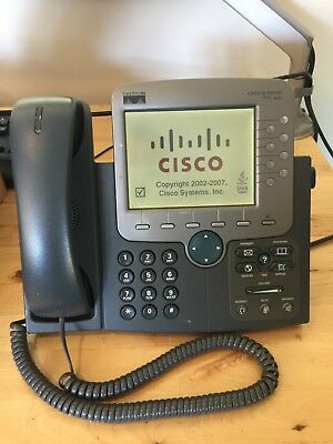 Cisco IP Phone Model 7970G