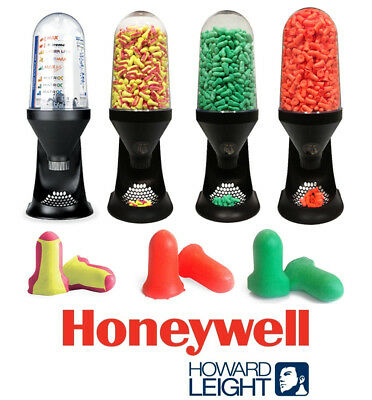Honeywell Howard Leight Earplugs Refill Laser Lite Max Max Lite - 200 Pairs/Pack