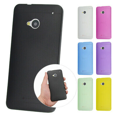 Ultraslim Case HTC One M7 Fine Matte Cases Skin Cover Pouch Film