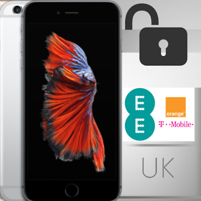 Unlocking Service For Ee Replacement Apple Devices ForIphone X, 8 Plus And 8