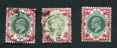Stamp Lot Of Great Britain, Scott #138, 138A ($120)
