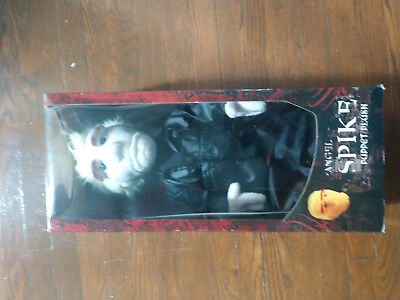 rare low number #101 angel spike puppet