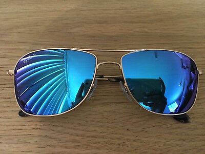 378a4a185f RAY-BAN RB3543 CHROMANCE Blue(RB3543 112 A1 59 140) -  149.95