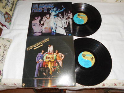 Lot Of 2 The Osmonds Phase Iii With Poster & The Osmonds The Proud One   Lp