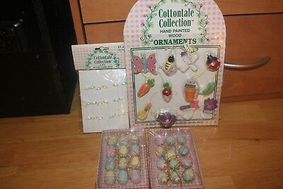 Cottontale accessories for Cottontale  Cottages Easter Collection