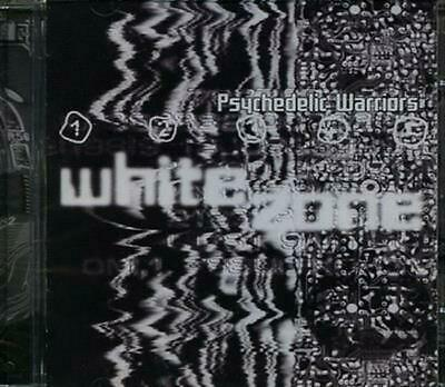 White Zone - Warlords Psychedelic Compact Disc Free Shipping!