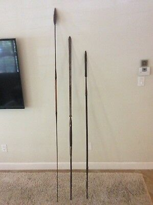 African Spear Collection