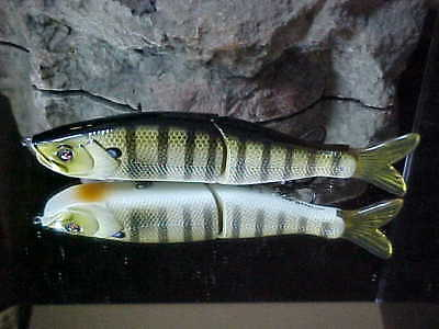 """River2Sea 6 3/4"""" 1 5/8oz S-WAVER SW168S/08 Swimbait Lure for BassN. Pike/Muskie"""