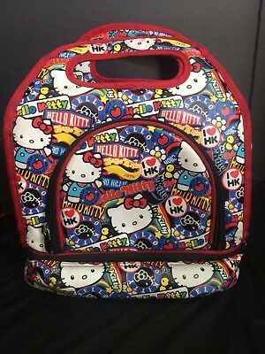 Hello Kitty LoungeFly By Sanrio Lunch Bag