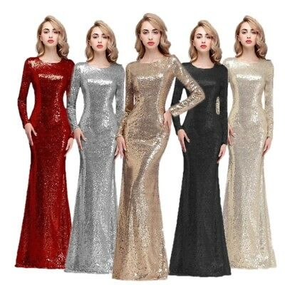 PLUS SIZE GOLD Sequins Mother Of The Bride Dresses Wedding ...