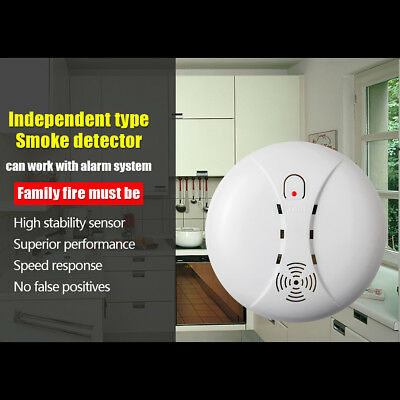 315Mhz High Stable Wireless Smoke Detectors Fire Alarm System Alarm Accessories