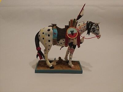 """The trail of painted ponies """"War Pony"""" #1452"""