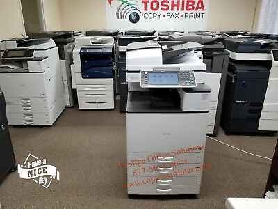Ricoh Aficio MP C5503 Color Copier. Meter only 7k