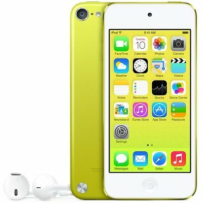 32 GB REFURBISHED Apple iPod Touch 5th Generation Yellow 32GB i Pod
