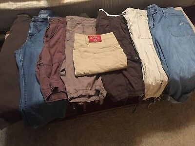 Women's Capris Size 16 Lot