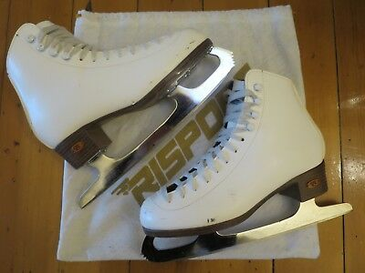 Riedell Girls Ice Skates Size 5 Preloved, excellent used condition