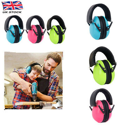 Kids Baby Ear Muff Defenders Noise Reduction Comfort Festival Protection UK