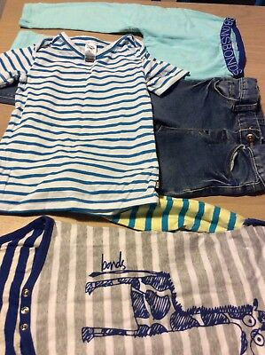 Boys Size 2 Bonds And Sprout