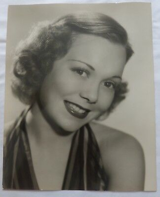 Original photograph of Jane Wyman / 1937