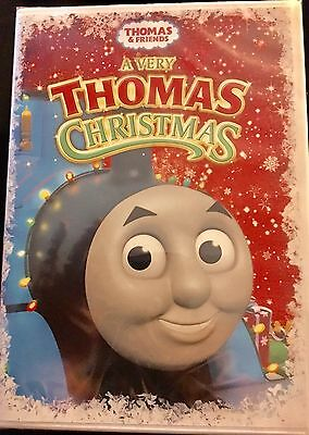 thomas friends a very thomas christmas new artwork brand new sealed