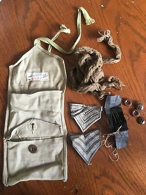 Ww2 Australian Army Sewing Kit