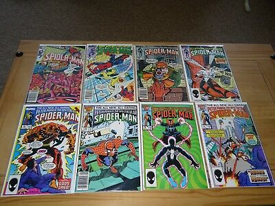 Peter Parker The Spectacular Spider-Man issue#69,86,104,105,111,114,115,118,