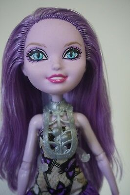 Ever After High Book Party Kitty Cheshire Doll. MATTEL