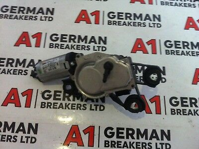 Genuine 2009 - 2014 Seat Ibiza Mk5 Rear Wiper Motor 6J4955711 6J4 955 711