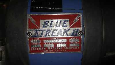 Blue Streak II Fabric Cutting Machine