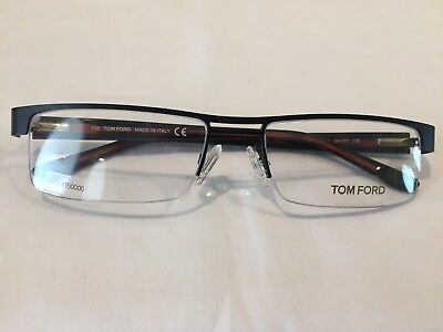 60a5bd1fa4 Tom Ford TF5112 Men s Semi Rimless Eyeglass Frame Color 002 - NEW! Made in  Italy