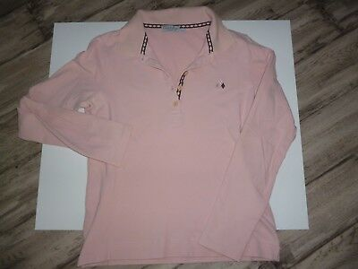 Daily Damen  Polo-Shirt, Farbe: Rosa, Gr. S