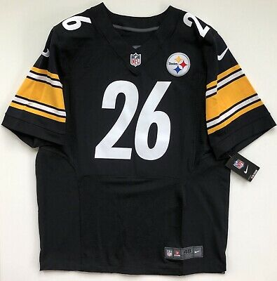cafa729e2 Le Veon Bell Pittsburgh Steelers Nike Elite Authentic On-Field Jersey 48 XL  NWT