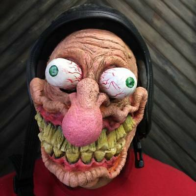 Hot Rod Art Mask Rat Fink Latex Ed Roth Number 5 Of 100 Worldwide Shipping