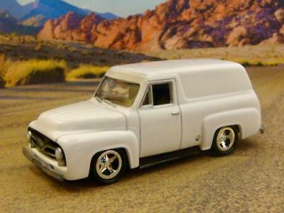 RESTO MOD 1955 Ford Hot Rod Panel Delivery 1/64 Scale Limited Edition I