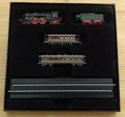 Atlas Editions MINITRAINS 1/220 Display Model of the ORIENT EXPRESS