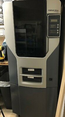 Fortus 250mc Stratasys - Modified to run carbon fiber + cleaning tank