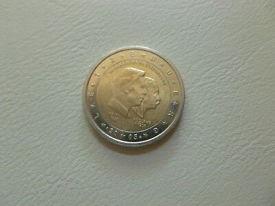 2 Euro Commemorative  Luxembourg 2005