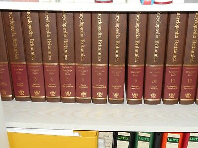Encyclopedia Britannica 1981  (33 Bände)