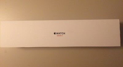 Apple Watch Series 3 EMPTY Box 42mm Box With Inserts Space Gray