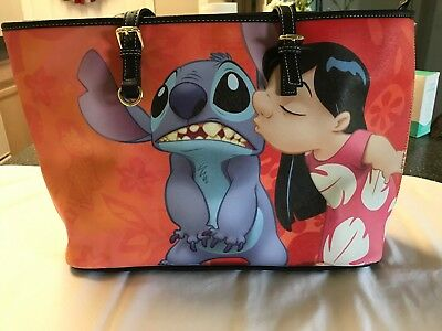 NWOT Lilo and at Stitch Tote