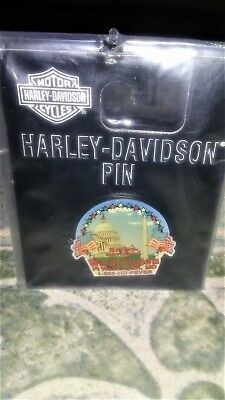 NEW Harley-Davidson dealer pin FT Washington Maryland New in Package from 2004