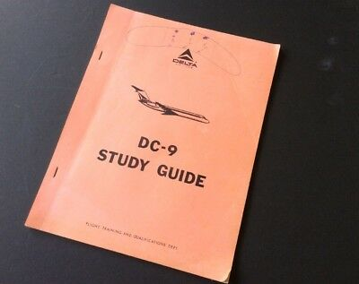 Delta Airlines DC-9 Study Guide