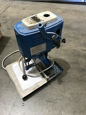 Uchida Single Spindle Paper Drill