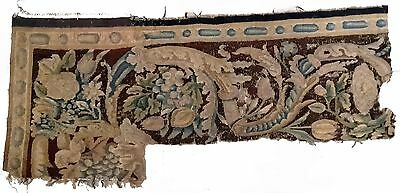 An Early Antique Tapestry Fragment