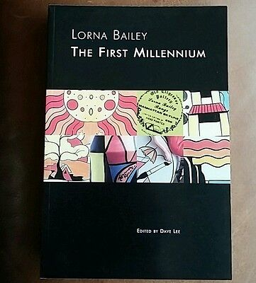 Lorna Bailey: The First Millennium by Lorna Bailey & Dave Lee paperback book new